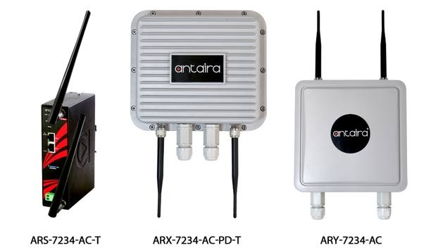 Antaira Technologies Introduces ARS/X/Y-7234-AC Series Of Industrial Networking Devices