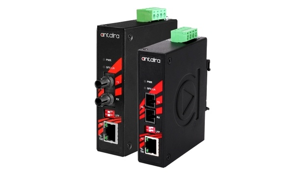 Antaira Announces Expansion Of Its Industrial Networking Infrastructure By Introducing IMC-C1000-XX Series Media Converter