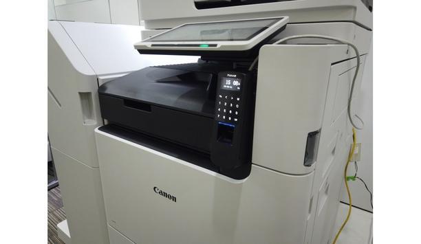Anviz Integrates FaceDeep 3 And Fingerprint P7 Access Solution With Canon Printer