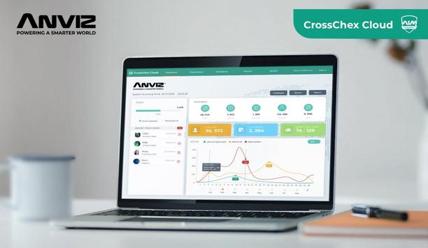 Anviz Launches CrossChex Cloud; Biometric Time And Attendance Systems Not As Expensive As One Might Think