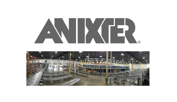 Anixter Expands Its North American Flagship Distribution Center With Smart Building Technology