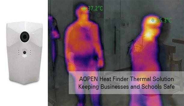 AOPEN Announces AOPEN Heat Finder Thermal Imaging Solution To Detect Elevated Body Temperatures