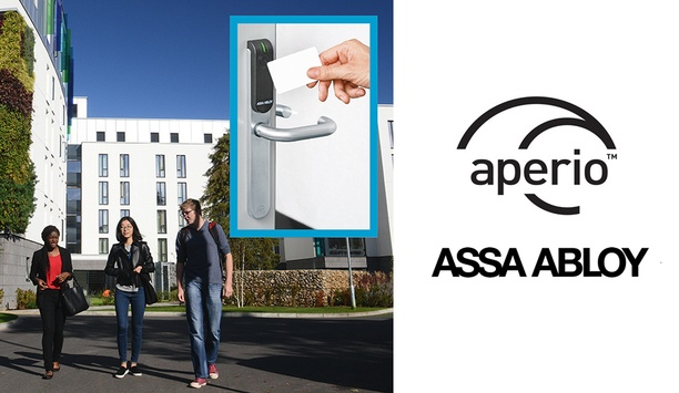 University Of East Anglia Puts Its Trust In Aperio® Wireless Access Control For New Student Accommodation
