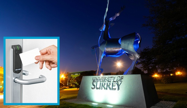 ASSA ABLOY's Aperio® Secures And Monitors The University Of Surrey