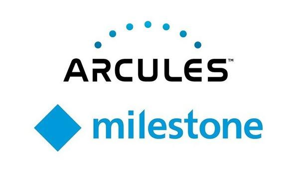 Arcules Honored With Benchmark Innovation Award For Hybrid VMS Solution With Technology Partner, Milestone Systems