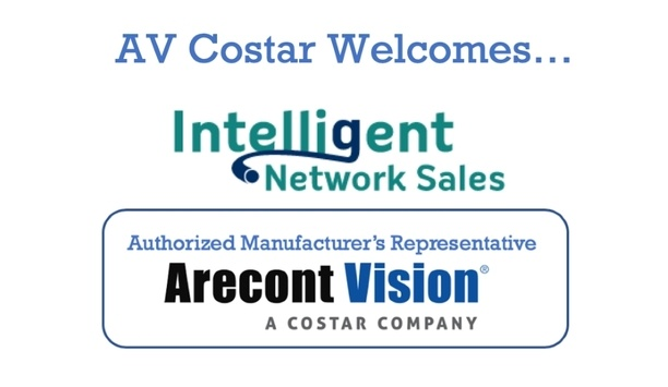 Arecont Vision Costar Announces Intelligent Network Sales As The Latest Addition To Authorized Manufacturer's Representative Program