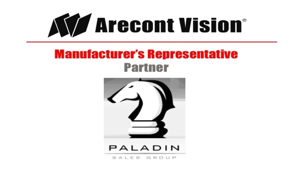 Arecont Vision Collaborates With Paladin Sales Group To Promote CCTV Surveillance Solutions