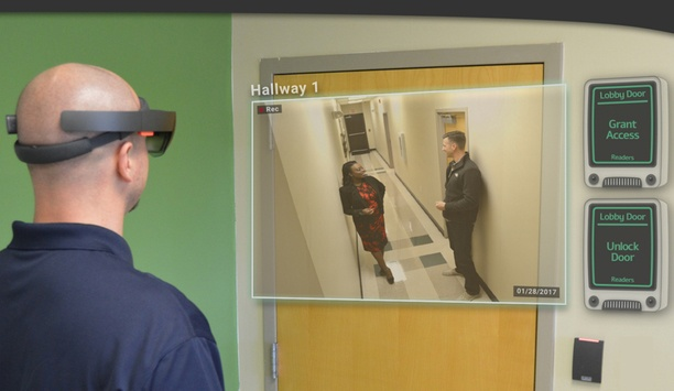 CodeLynx Adapts Microsoft HoloLens Headset For Security Systems On The Go