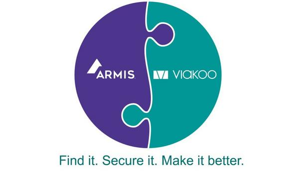 Armis And Viakoo Announce A Partnership To Bring Together IoT Device Discovery And Remediation