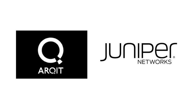 Arqit Quantum Inc. And Juniper Networks Sign 'Technology Alliance Partner Connect' Agreement To Explore Network Security Technology