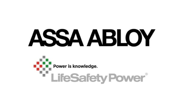 ASSA ABLOY And LifeSafety Power Launch Customization Solution To Enhance Efficiency Of Power Supply Systems
