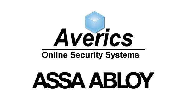ASSA ABLOY's Aperio Wireless Lock Technology Integrates With AvericsUnity