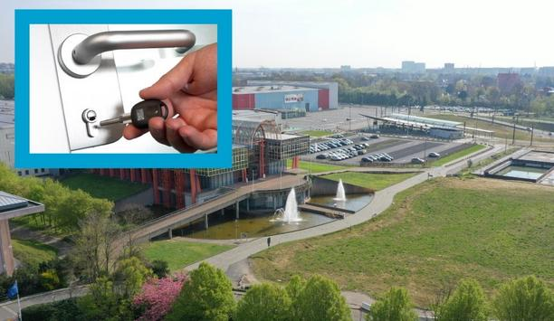 ASSA ABLOY Provides CLIQ Electromechanical Locking System To Enhance Security At The Flanders Expo