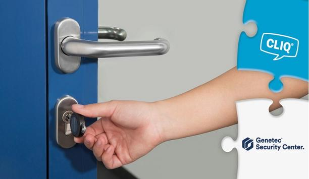 CLIQ® Intelligent Key-Based Access Control Now Integrated With Genetec Security Centre