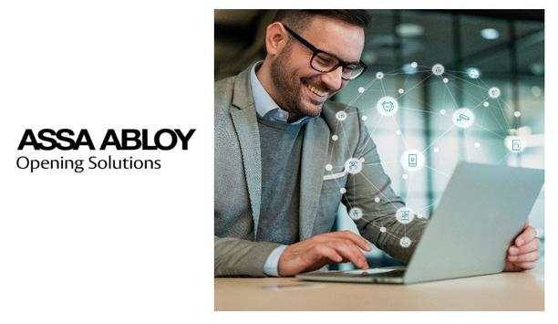 Incedo™ Business Plus From ASSA ABLOY Opening Solutions Provides Door Access Control And A Whole Lot More