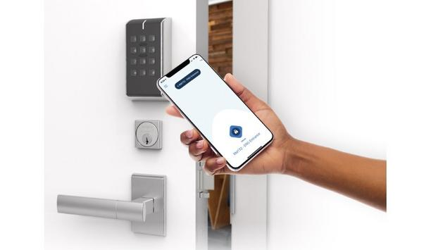 ASSA ABLOY IP-Enabled IN Series Access Control Locks Simplify Access To Spaces Via The LenelS2 BlueDiamond Mobile App