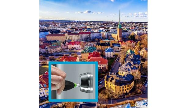 ASSA ABLOY Provides PULSE Locking Technology To Enhance Security At A Housing Block In Maunula
