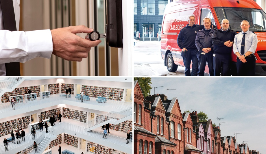 ASSA ABLOY's CLIQ Technology Provides An Intelligent Access Control Solution For Public Services