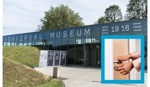 ASSA ABLOY Secures Thiepval Museums In Northern France With Their eCLIQ Electronic Locking System