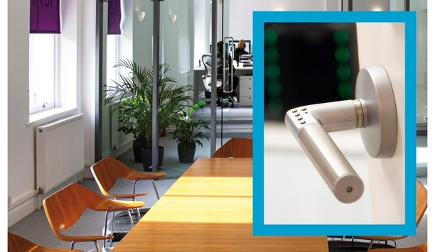 ASSA ABLOY Secures Thirst's Server And Meeting Rooms With Its Code Handle Electronic Door Locks