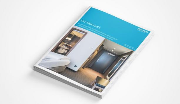 ASSA ABLOY Announces The Release Of New 'Fire Doorsets' Practice Guide, In Support Of Fire Door Safety Week 2021 Campaign