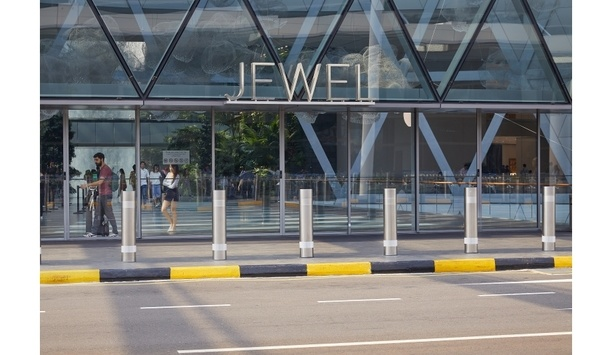 ATG Access Provides Perimeter Protection To Jewel Complex At Singapore's Changi Airport