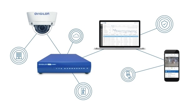 Avigilon Launches Avigilon Blue Cloud Service Platform For Security And Surveillance