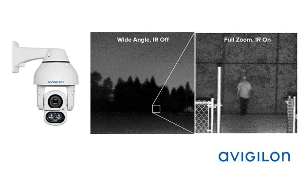 Avigilon Launches H4 Infrared PTZ-camera Line At ASIS 2017