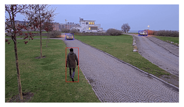Axis Communications Announces The Launch Of AI-Based Object Detection And Classification
