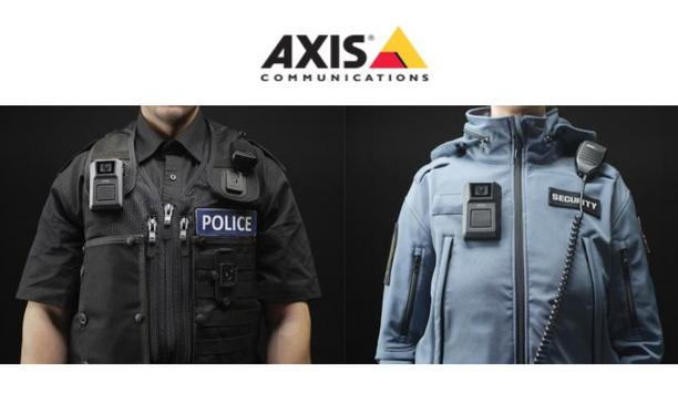Axis Enters Body Worn Camera Market With The Most Flexible Solution