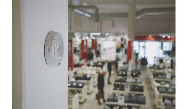 Axis Communication Elaborates On The Business Potential Of Adding Network Audio To Surveillance Systems