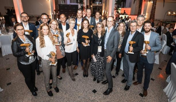 Axis Communications - Partner Day & Partner Awards 2019