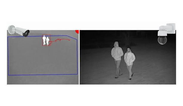 AXIS Perimeter Defender Supports A PTZ Autotracking Application To Provide An Enhanced Solution For Perimeter Protection