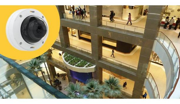 Axis Communications Unveil AXIS P3245-LV And AXIS P3245-LVE Fixed Dome Cameras With Outstanding Video Quality