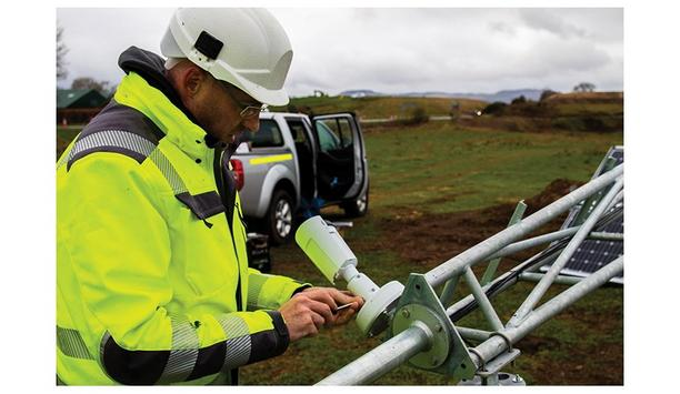 Axis Communications And Camera Control UK Provide Clean Energy 4K Surveillance Solution For Scotland's A9 Carriageway