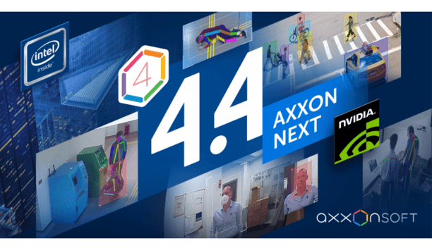 AxxonSoft Announces The Launch Of The 4.4 Version Of Axxon Next Intelligent Video Management System