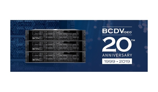BCDVideo To Celebrate Its 20th Year Anniversary At The Global Security Exchange (GSX) 2019