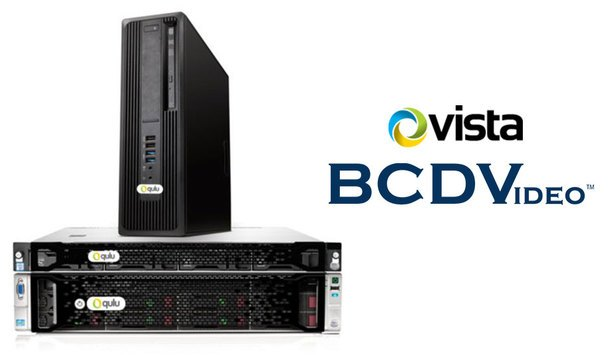 Vista Partners With BCDVideo Enhancing Its qulu IP Video Server Range