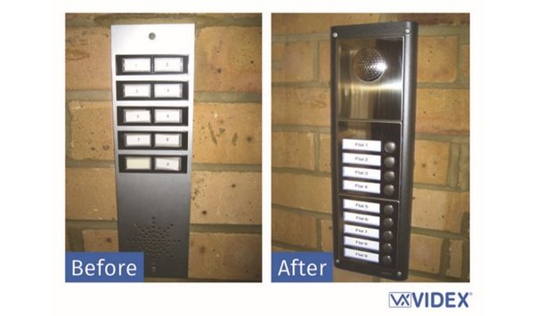 Berkeley Lodge Chooses Videx To Provide A Replacement Door Entry System