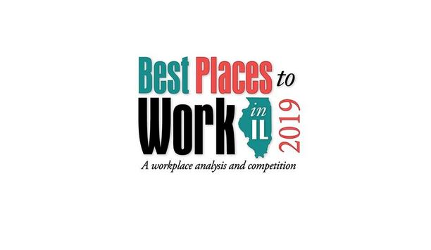 BCDVideo Recognized As One Of The 'Best Places To Work In Illinois' In 2019 Awards Program