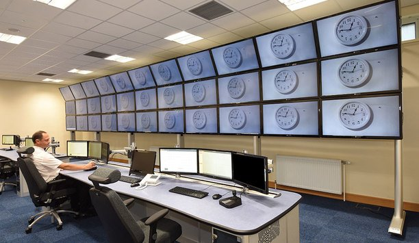 Thinking Space Provides Control Room Furniture For New CCTV Hub At Blackburn With Darwen Council