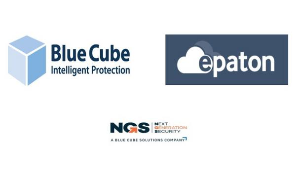 Blue Cube Security, Next Generation Security, And Epaton Unite To Create A Powerhouse Within The Cyber Security, Cloud, Infrastructure, And Digital Transformation Marketplace
