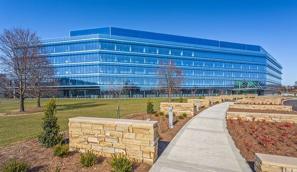 Eastman Uses Boon Edam Entrance Strategy At Its Corporate Business Center