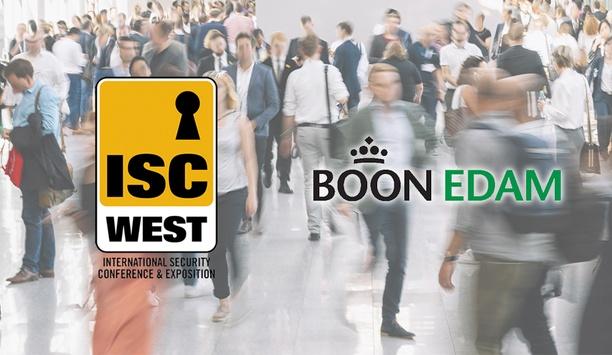 ISC West 2019: Boon Edam Places Turnstiles At Show Floor Entrances