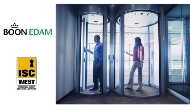 Boon Edam To Unveil Latest Access Control Solutions And Security Entrance Integration At ISC West 2018