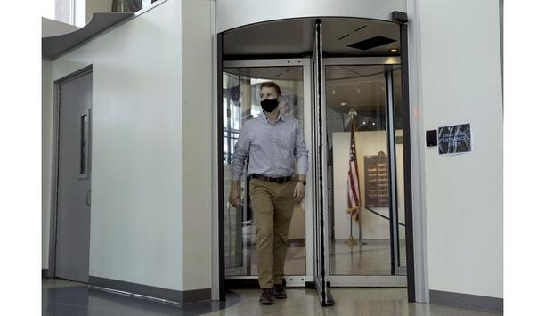 Boon Edam Provides Turnlock 100 Turnstile To Enhance Security For The Dallas Police Department