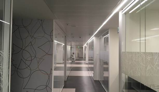Bosch Updates Fire Alarm, Intrusion Detection And Video Security Systems At Alfasigma's Offices In Italy
