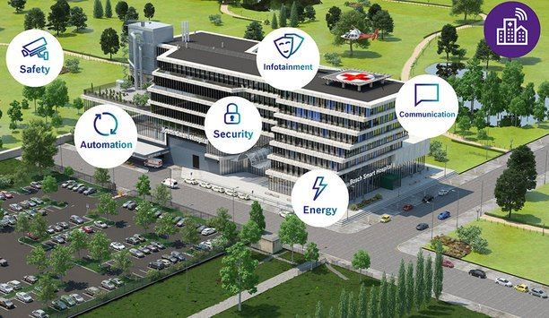 Bosch's Internet Of Things Expertise Is Making Hospitals Smart