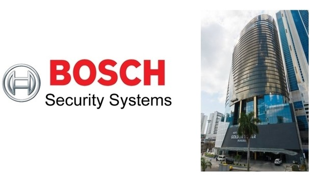 Bosch Installs High-end Security System At Panama City's Iconic Golden Tower Panama Hotel