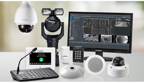 Bosch Security to showcase intelligent video security solutions at ISC West 2019